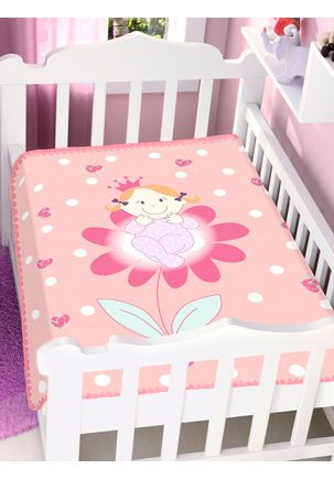Cobertor-Bebe-Jolitex-Coral