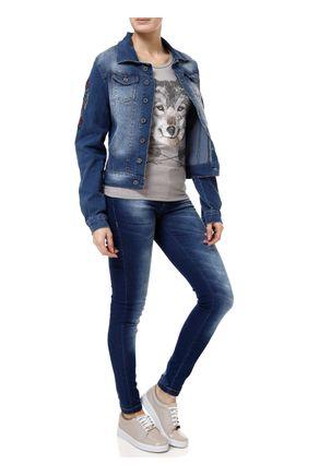 Jaqueta-Jeans-Feminina-Bordado-Azul