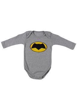 Body-Infantil-Batman-para-Bebe-Menino---Cinza