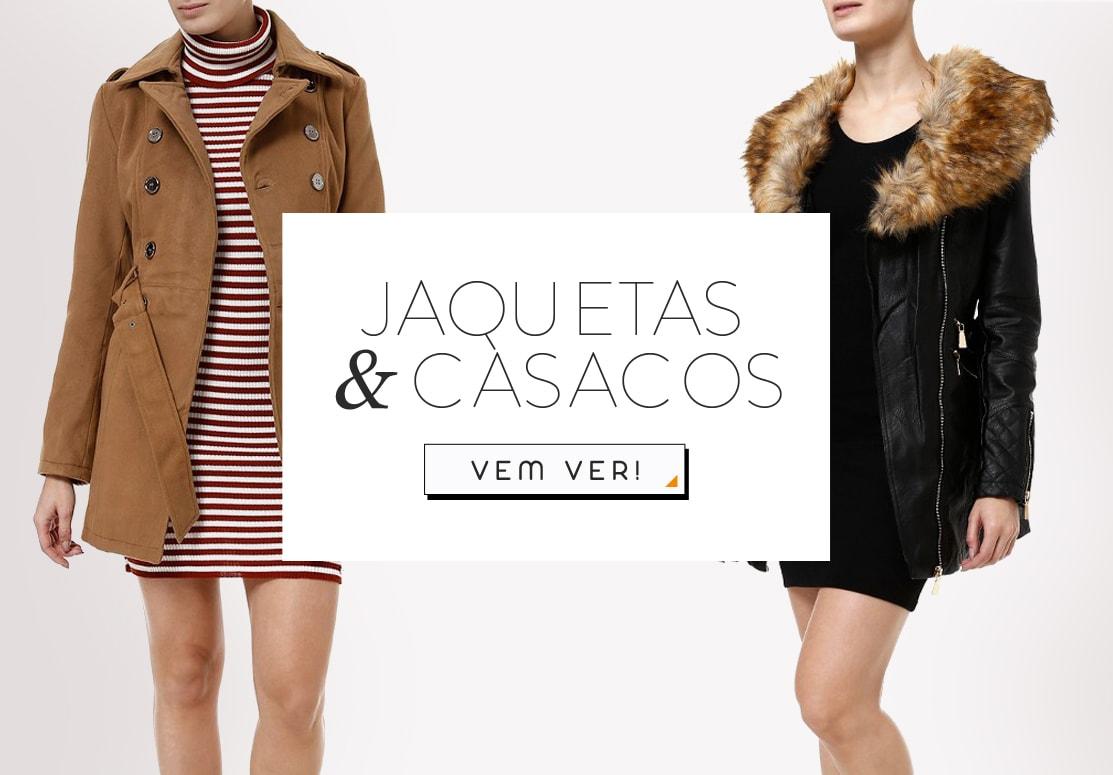 Casacos e Jaquetas