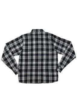Camisa-Manga-Longa-Juvenil-Para-Menino---Cinza