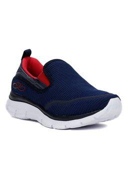 Tenis-Olympikus-Infantil-Para-Menino---Azul-marinho-vermelho