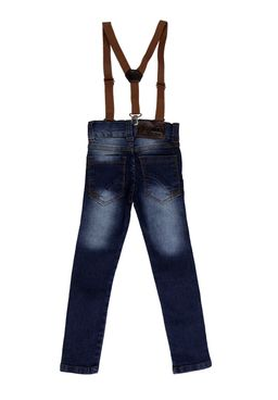 Calca-Jeans-com-Suspensorio-Infantil-Para-Menino---Azul