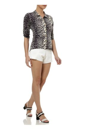 Camisa-Manga-3-4-Feminina-Preto-onca