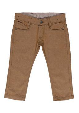 Calca-Jeans-Infantil-Para-Menino---Caramelo