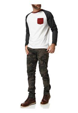 Camiseta-Manga-Longa-Masculina-Bege