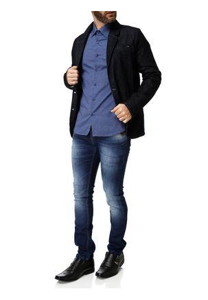 Blazer-Jeans-Masculino-Bivik-Azul
