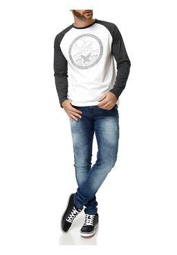 Camiseta-Manga-3-4-Masculina-Off-white