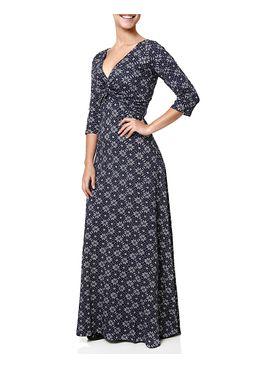 Vestido-Longo-Feminino-Azul