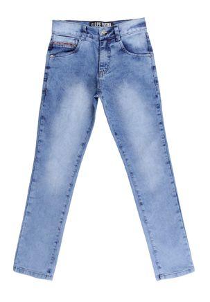 Calca-Jeans-Golpe-Fatal-Juvenil-Para-Menino---Azul