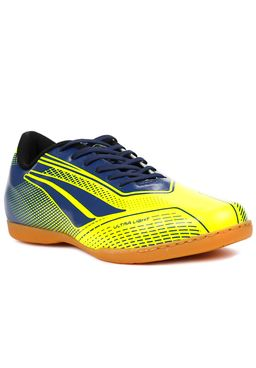 Tenis-Futsal-Masculino-Penalty-Storm-Speed-Indoor-Amarelo-azul
