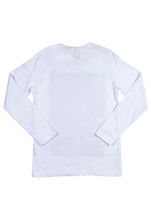 Camiseta-Manga-Longa-Juvenil-Para-Menino-Branco