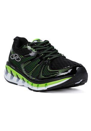 Tenis-Esportivo-Masculino-Olympikus-Speedy-Running-Preto-verde