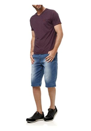 Camiseta-Manga-Curta-Masculina-Roxo-laranja