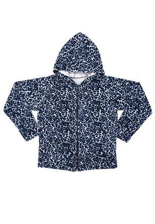 Casaco-Aberto-Juvenil-Para-Menina---Animal-Print-Azul-onca