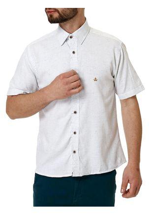 Camisa-Manga-Curta-Masculina-Branco