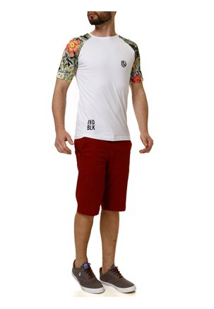 Bermuda-Sarja-Masculina-Vermelho