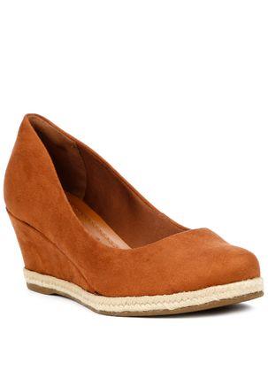 Sapato-Anabela-Feminino-Bebece-Espadrille-Marrom