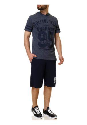 Camiseta-Manga-Curta-Masculina-Azul