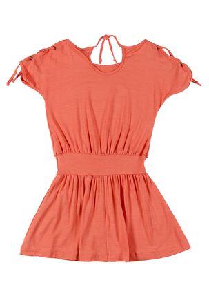 Vestido-Juvenil-Para-Menina---Coral