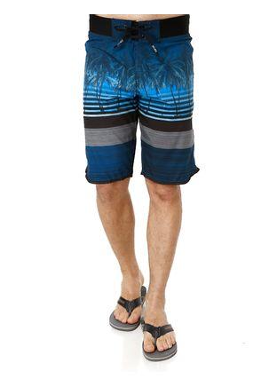 Bermuda-Praia-Masculina-Azul
