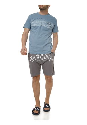 Bermuda-de-Tecido-Masculina-Cinza