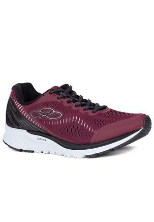 Tenis-Esportivo-Masculino-Olympikus-Challenger-Running-Bordo-preto