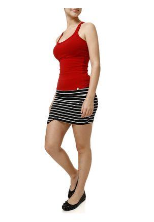 Blusa-Regata-Feminina-Lunender-Clean-Vermelho