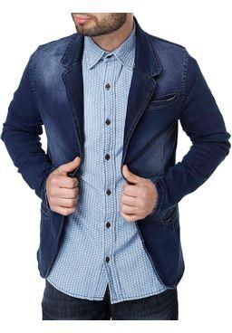 Casaco-Jeans-Masculino-Bivik-Azul