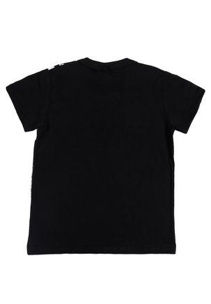 Camiseta-Manga-Curta-Disney-Infantil-Para-Menino---Preto