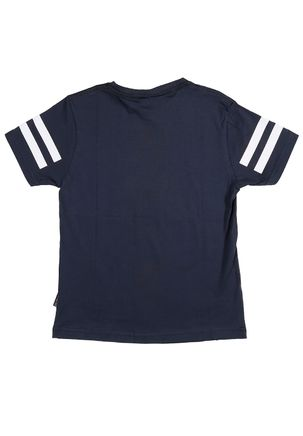 Camiseta-Manga-Curta-Juvenil-Para-Menino---Chumbo