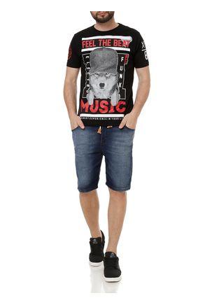 Camiseta-Manga-Curta-Masculina-Preto-