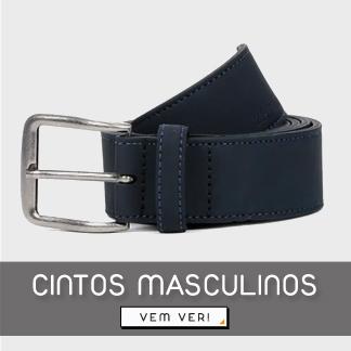 Cintos masculinos