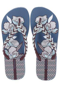 Chinelo-Feminino-Ipanema-Fashion-Azul-bordo