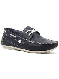 Sapato-Mocassim-Masculino-Pegada-Driver-Azul-Marinho
