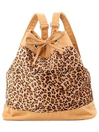 Bolsa-Feminina-Autentique-Animal-Print-Caramelo