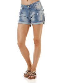 Short-Jeans-Feminino-Azul