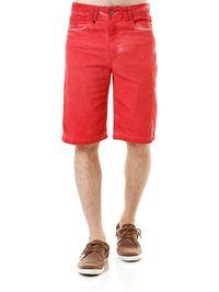 Bermuda-Jeans-Masculino-Occy-Vermelho