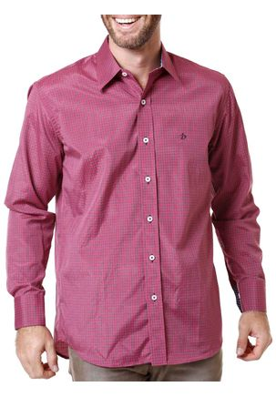 Camisa-Manga-Longa-Masculina-Xadrez-Rosa-Cinza