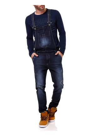 Macacao-Jeans-Masculino-Jardineira-Azul