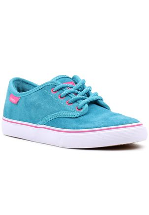Tenis-Casual-Feminino-Freeday-For-Star-Verde-Rosa