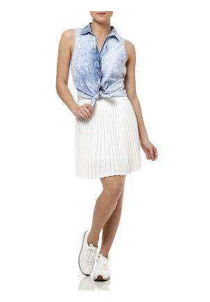 Camisa-Regata-Feminina-Azul-