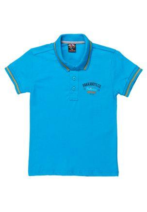 Polo-Infantil-para-Menino---Azul