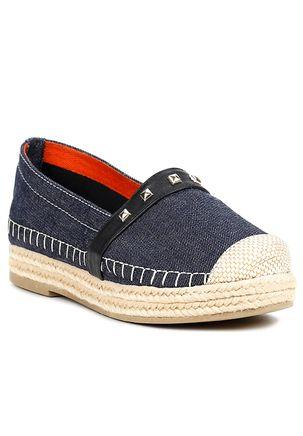 Sapatilha-Jeans-Feminina-Bebece-Azul-Preto