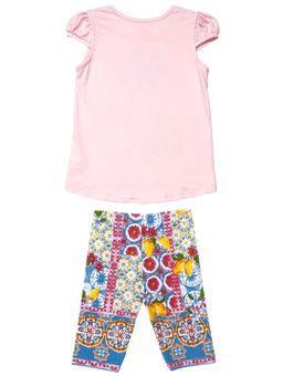 Conjunto-Infantil-para-Menina---Rosa-Azul