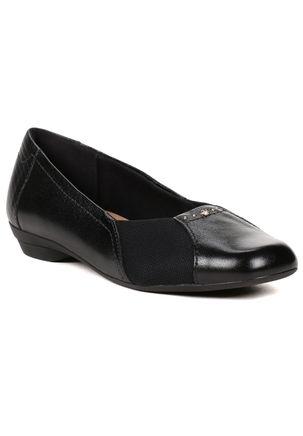 Sapato-Feminino-Usaflex-Preta