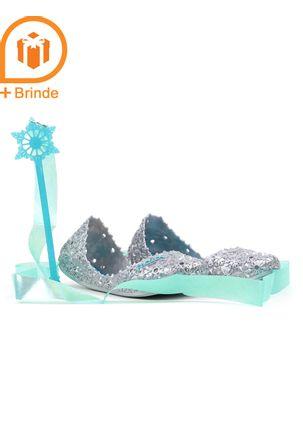 Sapatilha-Infantil-para-Menina-Disney-Frozen-Prata---Brinde