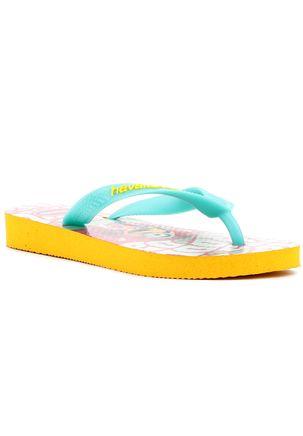 Chinelo-Infantil-Havaianas-Kids-Minions-Amarelo