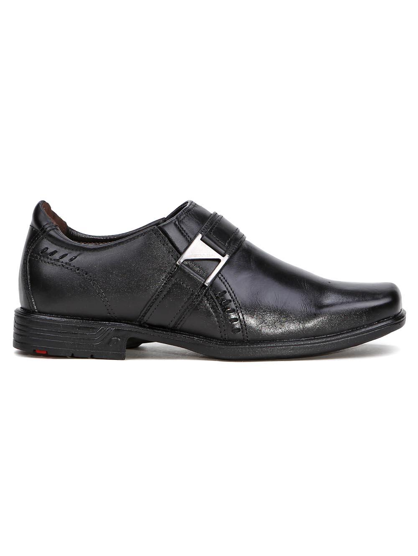 19c9a94f66 Sapato Casual Masculino Masculino Pegada Preto - Lojas Pompeia