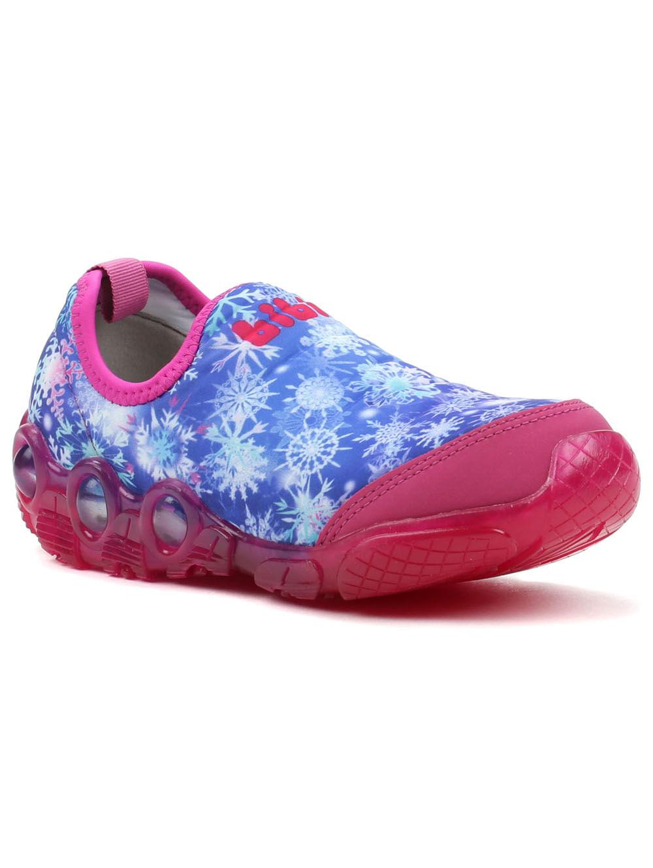 9a7bfc3ad93 Tênis Infantil Para Menina Bibi Space Wave Azul rosa - Lojas Pompeia